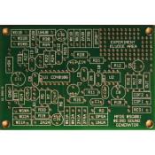 Weird Sound Generator - PCB